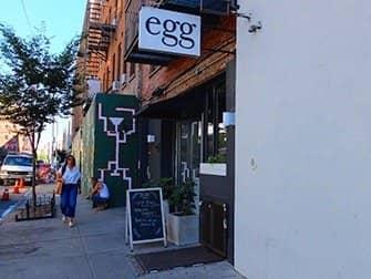 Williamsburg a Brooklyn New York - Egg