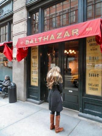 Balthazar a New York