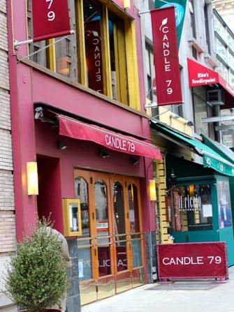 Candle 79 a New York