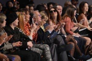 in prima fila al new york couture fashion week