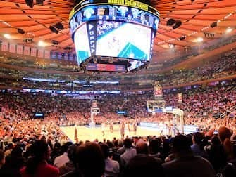 Biglietti dei New York Knicks - Madison Square Garden