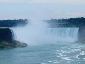 Da New York alle Cascate del Niagara