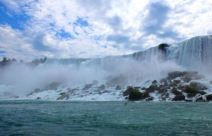 Da New York alle Cascate del Niagara - Horseshoe Falls