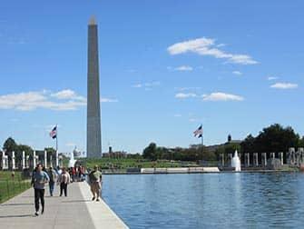 Gita di due giorni a Washington, Philadelphia e Amish da NY - Monumento
