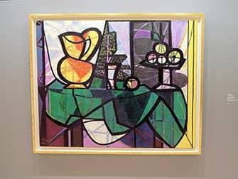 Il Guggenheim Museum di New York - Picasso