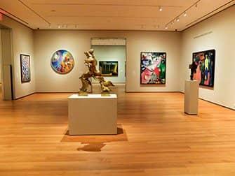 MoMA Museum of Modern Art di New York - Tour VIP Scultura