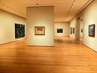 MoMA Museum of Modern Art di New York - Tour VIP quadri