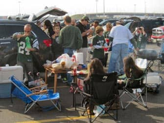 New York Jets - Barbecue