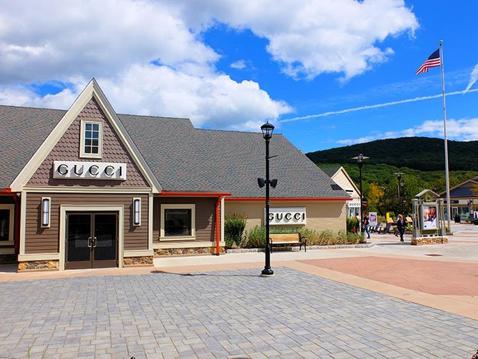 Outlet a New York: Woodbury Common - Gucci