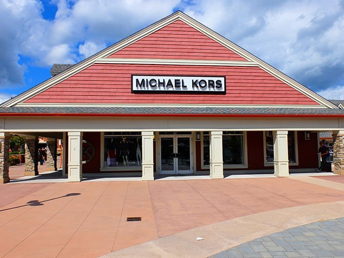 ... Outlet a New York  Woodbury Common - Michael Kors 02ab6357a28