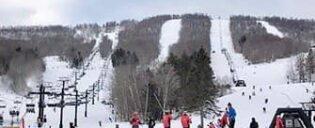 Sciare o fare snowboard a New York per un giorno
