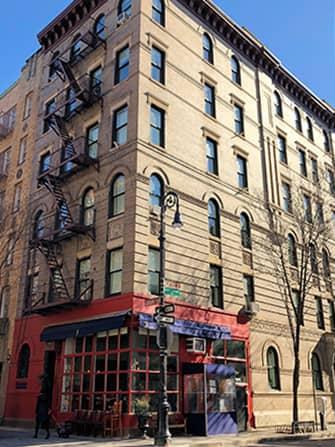 Tour dei luoghi dei film e delle serie televisive a New York - Friends