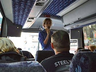 Tour dei luoghi dei film e delle serie televisive a New York - Guida sull' autobus