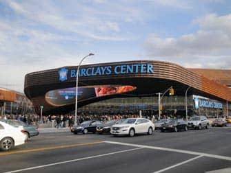 Tour di Brooklyn - Barclays Center