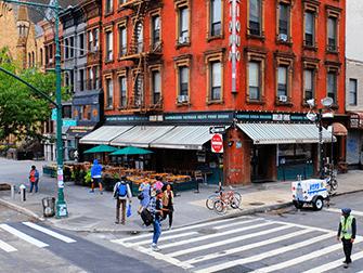 our hip hop a New York - Via