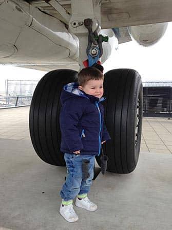 Volare a New York con i bambini