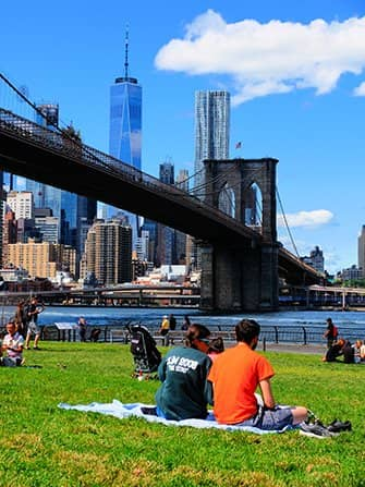 Brooklyn Bridge Park a New York - Relax