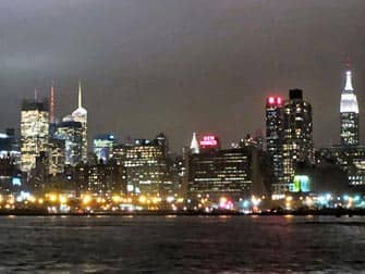 Bateaux crociera con cena a New York - Panorama