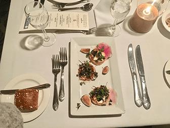 Crociere con cena alla Vigilia di Natale a New York - Cena