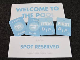 + Pool in New York - Posti riservati