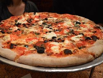 Mangiare con i bambini in NYC - Pizza da Johns
