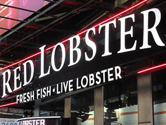 Mangiare con i bambini in NYC - Red Lobster