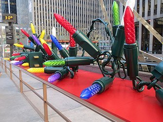 Natale a New York - Addobbi