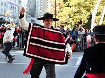 Columbus Day a New York- Parata