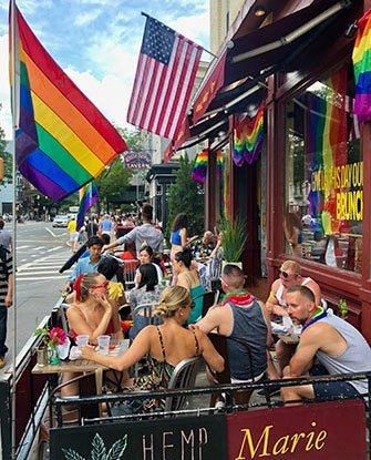 Gay Pride a New York - Philip Marie