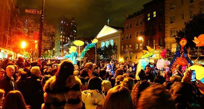 Halloween a New York - Village Parata di Halloween