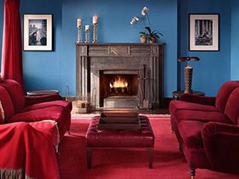 Hotel Romantici in NYC - Gramercy Park Hotel