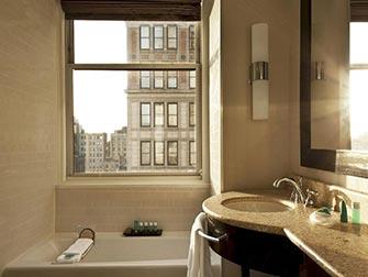 Hotel Romantici in NYC- The W Hotel Union Square