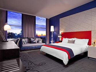 Hotel Romantici in NYC - The W Hotel