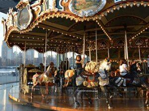 Janes Carousel a New York