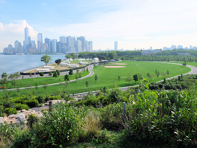 Labor Day a New York - Governors Island