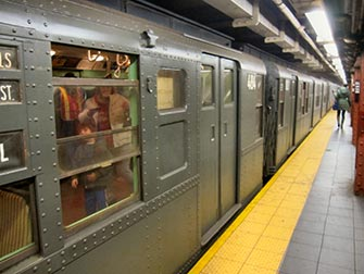 Nostalgia Train a New York - Treno speciale