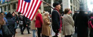 Veterans Day a New York