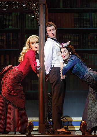 Gentleman's Guide to Love and Murder in NYC - Broadway Musical