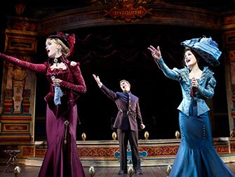 Gentleman's Guide to Love and Murder in NYC - Broadway Show