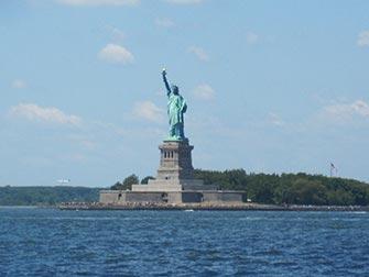 Pacchetto sconto bus turistico e attrazioni di New York - Statua della Libertà