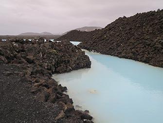 Fermata in Islanda - Blue Lagoon