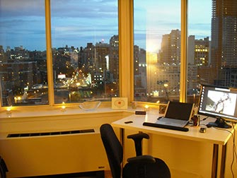 Lavorare e vivere in NYC - Appartamento con vista
