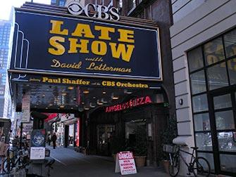 Show televisivo a New York- CBS Studios