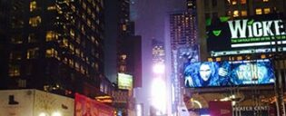 Glee Tour a New York