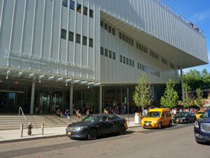The Whitney Museum a New York