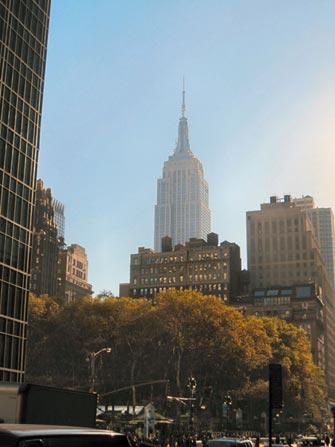 Tour di New York in bus con guida in italiano- Empire State
