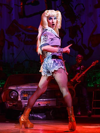 Biglietti per Hedwig and the Angry Inch a Broadway - Darren Criss