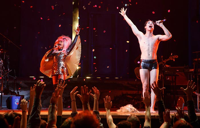 Biglietti per Hedwig and the Angry Inch a Broadway- Il Musical