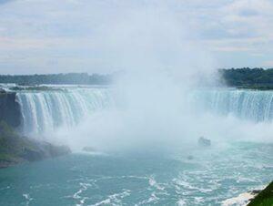 New York alle Cascate del Niagara in aereo privato per un giorno