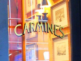 Ristoranti italiani a New York - Carmines